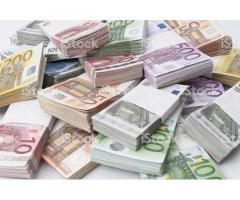 Oferta de préstamo entre personas serias y confiables.
