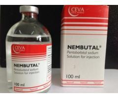 Nembutal Pentobarbital sodio líquido, polvo y pastillas para la venta