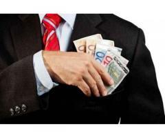 Para reducir la crisis económica, contácteme para solicitar su préstamo