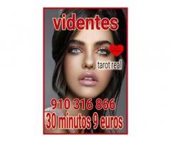 TAROT REAL 30 MINUTOS 9 EUROS MÉDIUM Y VIDENTES