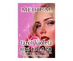 Tarot Violeta 806 económico