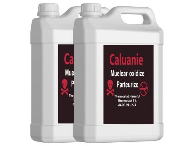 Caluanie Muelear Oxidize a bajo costo