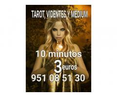 3 euros 10 minutos videntes y tarot