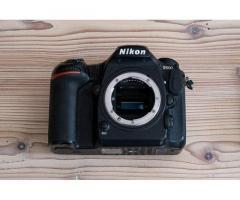 Cámara Nikon D500 como nueva sin fallas