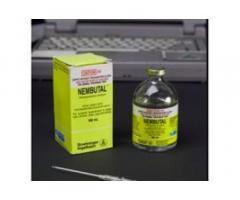Nembutal (pentobarbital sódico) en venta