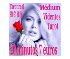 Tarot real 30 minutos 9 euros  videntes y médium  oferta visa certero
