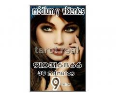 l 30 minutos 9 euros  videntes y médium visa económico