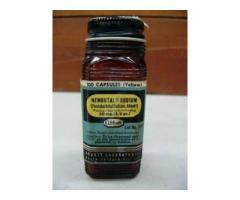 Nembutal (pentobarbital sódico) en venta Pastillas, Líquido y polvo Abanceña