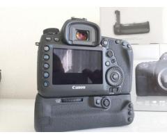 Cámara Canon EOS 5D mark IV.