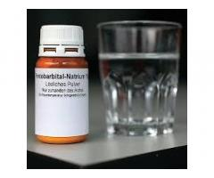 Solicite pentobarbital sódico nembutal