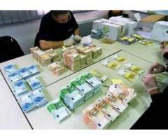 Comprar billetes de euro falsos