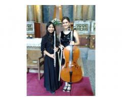 Música clásica y variada para eventos, toda Cataluña