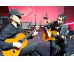 Música de guitarra para bodas y eventos (toda Cataluña)