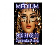 Tarot real 30 minutos 9 euros  videntes y médium oferta visa