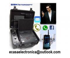 Equipos para intervenir celulares ecasaelectronica@outlook.com