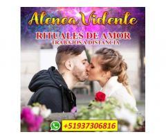 Cambia el amor correspondido +51937306816