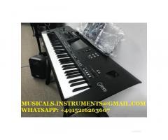 Ventas Yamaha Genos XXL Set, Ketron SD90/SD60, Korg Pa4X, Roland Fantom-X8