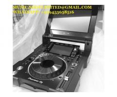 Vende Pioneer CDJ-Tour1, Pioneer DDJ RZX, Pioneer CDJ-2000NXS2, Denon Dj Sc5000 Prime
