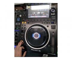 Pioneer ddj 1000, Pioneer CDJ-3000, Pioneer cdj 2000 nexus2, Pioneer djm 900 nexus2