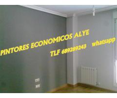 pintores  economicos  en griñon 689289243 españoles