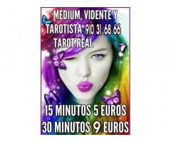 Tarot 30 minutos 9 euros  videntes y médium