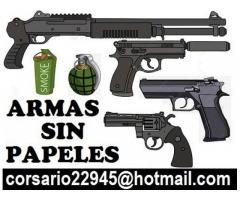 Armas sin papeles online  corsario22945@hotmail.com
