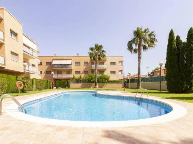 Apartamento alquiler vacacional Vilafortuny