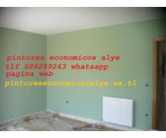 pintores  economicos  en valdemoro 689289243 españoles