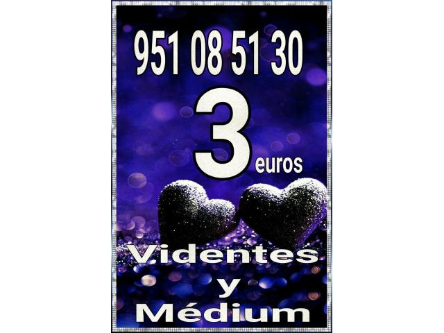 3 euros videntes y tarot  806 /min 0.42 € económico