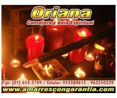Oriana Clarividente Con Amplia Experiencia En Amarres
