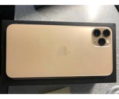 Apple iPhone 11 Pro  64GB por $600, iPhone 11 Pro Max  64GB por $650, iPhone 11  64GB =  $470