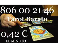 Tarot 806/Tarot Visa/0,42 € el Min