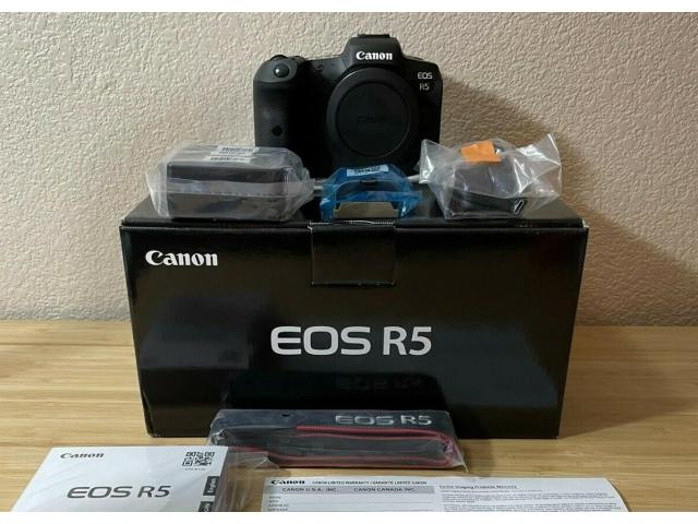 Canon EOS R5, Canon EOS R6 , Nikon Z 7II , Sony Alpha A7R IV, Sony Alpha A7R III Mirrorless Camera