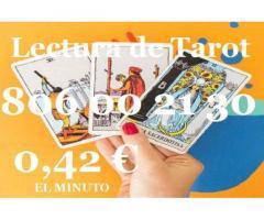 Tirada de Cartas/Consulta de Tarot