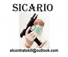 Asesino a sueldo exmilitar  elcontratokill@outlook.com
