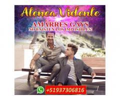 RETORNO DE PAREJA POR ATENEA +51937306816