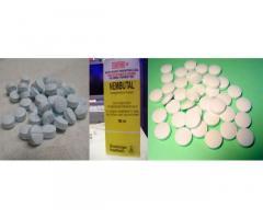 Adderall,Nembutal,Rubifen,Ritalin