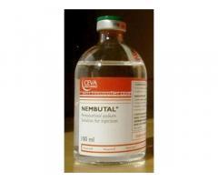 una muerte rápida y pacífica con pentobarbital sódico nembutal