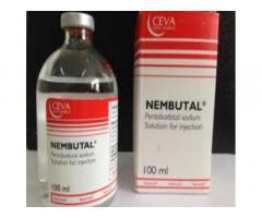 Cómo usar Nembutal para morir de una manera rápida, fácil e indolora