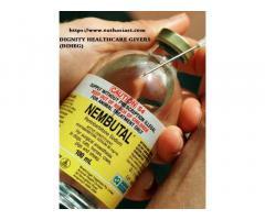 Compre el pentobarbital sódico nembutal de un vendedor legítimo sin receta médica.