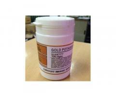 Compre cianuro de potasio (KCN) de calidad tanto en pastillas como en polvo